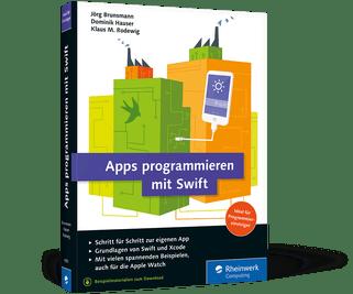 Buchtipp - Apps Programmieren mit Swift
