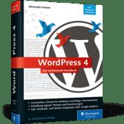 Cover des Buches Wordpress 4
