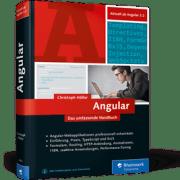 Angular - das umfassende Praxisbuch - Buchtipp