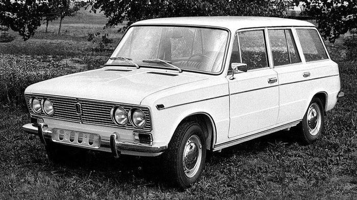 ВАЗ-2103 «Универсал» (1976)