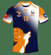 Maillot sublimé volley