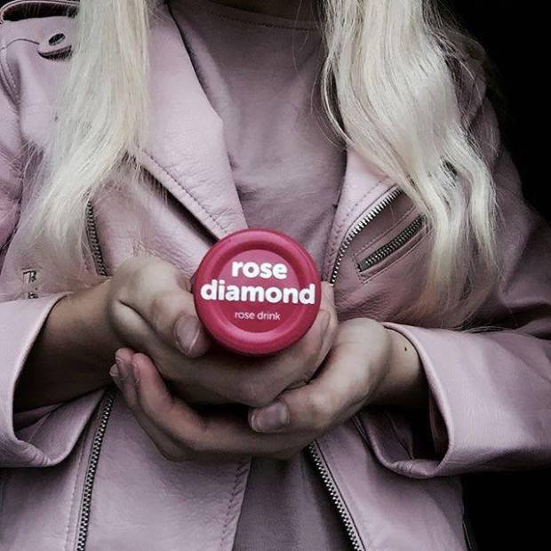 Rose Diamond_lady