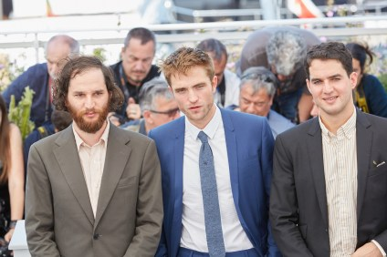 Robert Pattinson and directors Josh Safdie (L) and Benny Safdie (R), attend the photo call of 'Good Times' on Thursday 25th May, 2017 at The 70th Cannes Film Festival, Cannes, FRANCE. © Darren Brade Contact Darren Brade for more information about using this image: T: +44 (0) 7713648085 E: darren@darrenbrade.com http:///www.darrenbrade.com