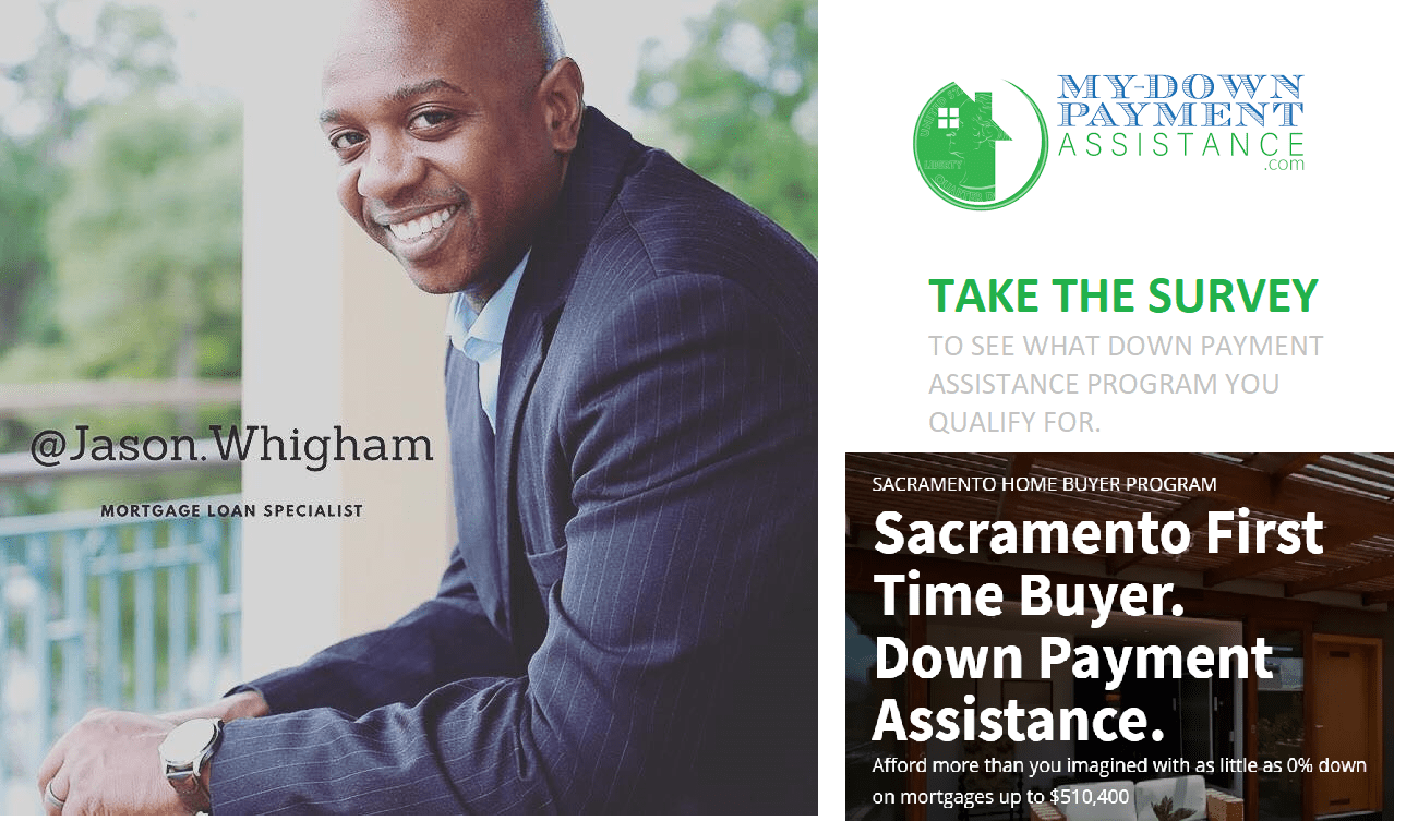 Sacramento First Time Home Buyer Down Payment Assistance Programs