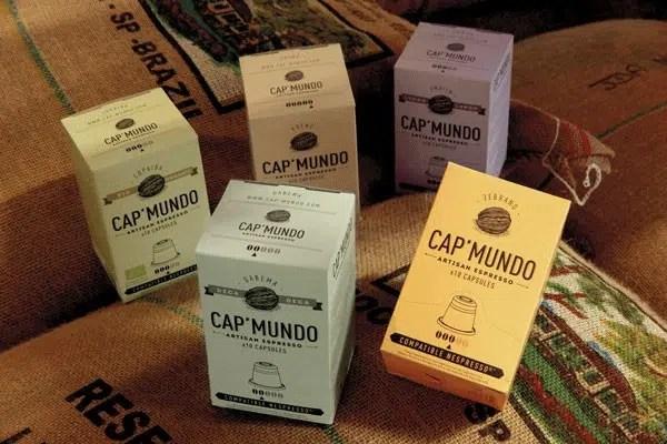 Test : J'ai testé  les capsules Cap'Mundo - pour un café meilleur