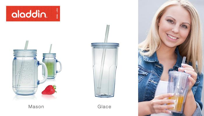 Mug double parois et design pour vos smoothys