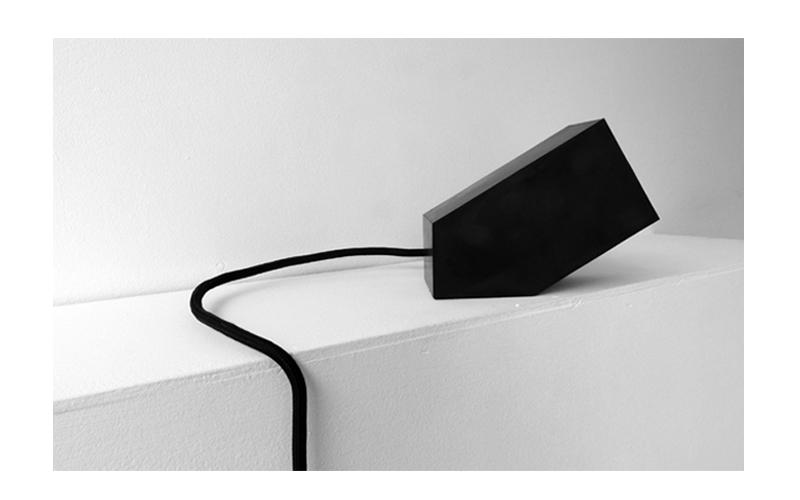 Luminaire éco design à 3 positions