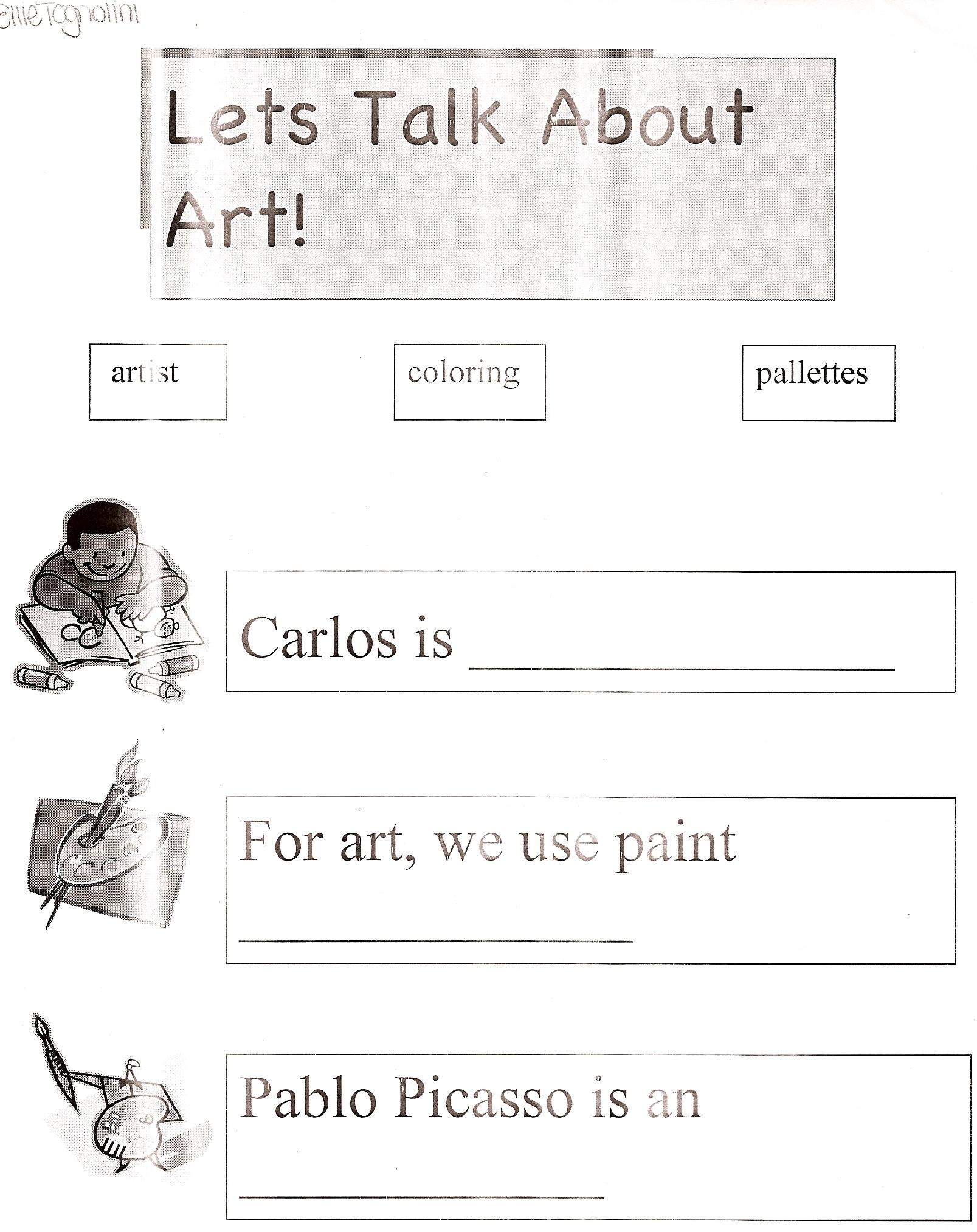 The Wonderful World Of Art