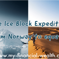 The Ice Block Expedition from Norway to Gabon