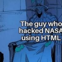 The guy who hacked NASA using HTML