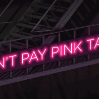 Don't pay pink taxes