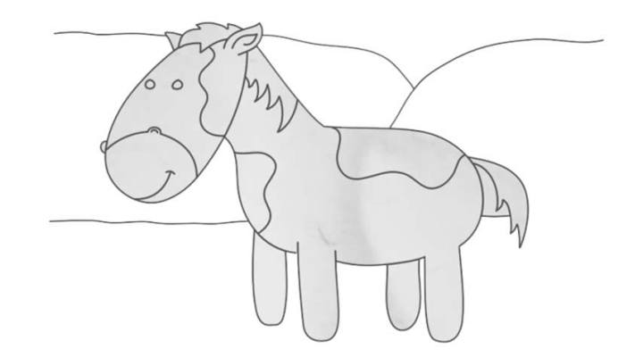 How To Draw A Horse – Images