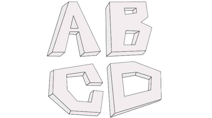 how-to-draw-3d-letters_02