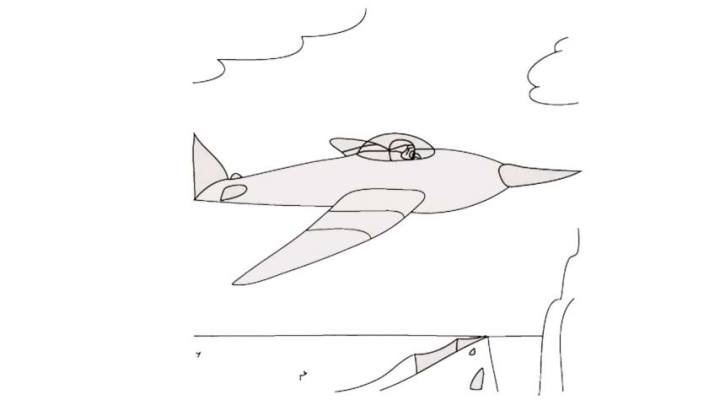 How to Draw a Plane – Images