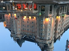 Fairmont Chateau Laurier - one of the famous hotels in Canada