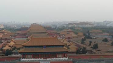 From the top of Jingshan Park