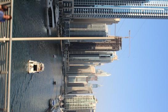 Dubai Marina - all built in last 10-15 years