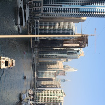 Dubai Marina - all built in last 10-15 years