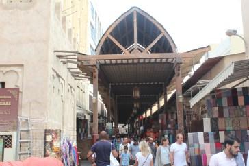 Old Dubai - basically a gauntlet to avoid purchasing something