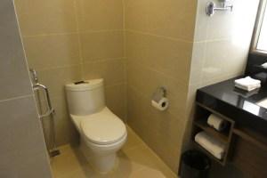 ルネッサンスジョホールバル-トイレ