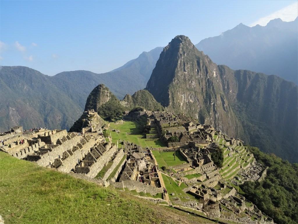 vue Machu Picchu