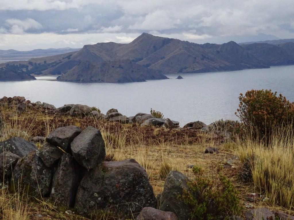 Ile Amantani Lac Titicaca Pérou