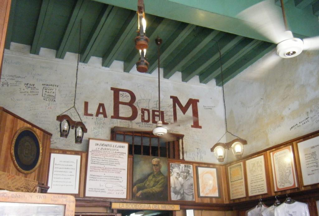 La-bodeguita del medio-Cuba