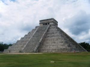 site maya yucatan mexique