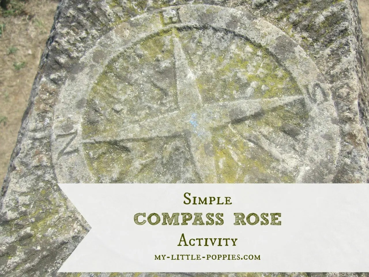 Compass Rose Activity
