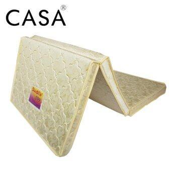 Casa S99 Foldable Rubber Foam Thick 3inch Single Mattress