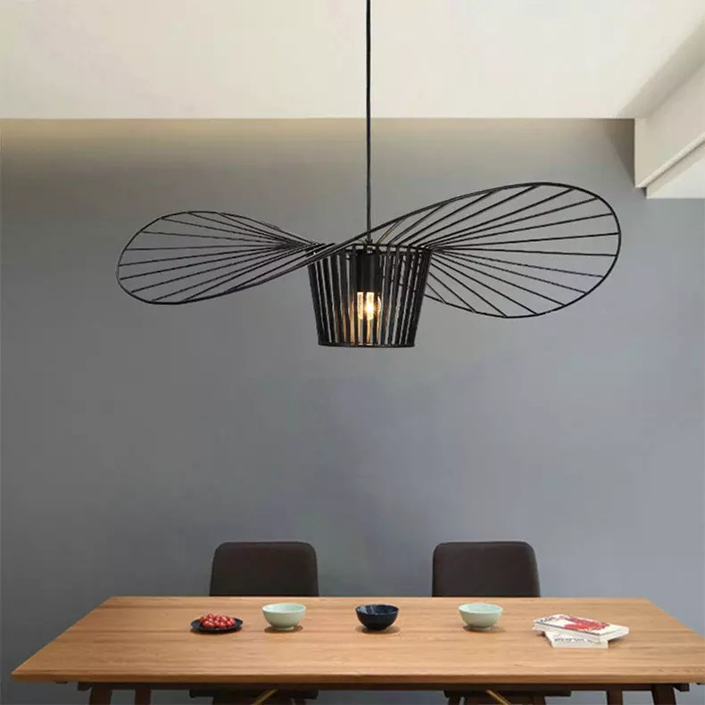 french style modern nordic lamp vertigo pendant light lustre suspension vertigo ceiling lamp dining room restaurant e27 luminaire vertigo light