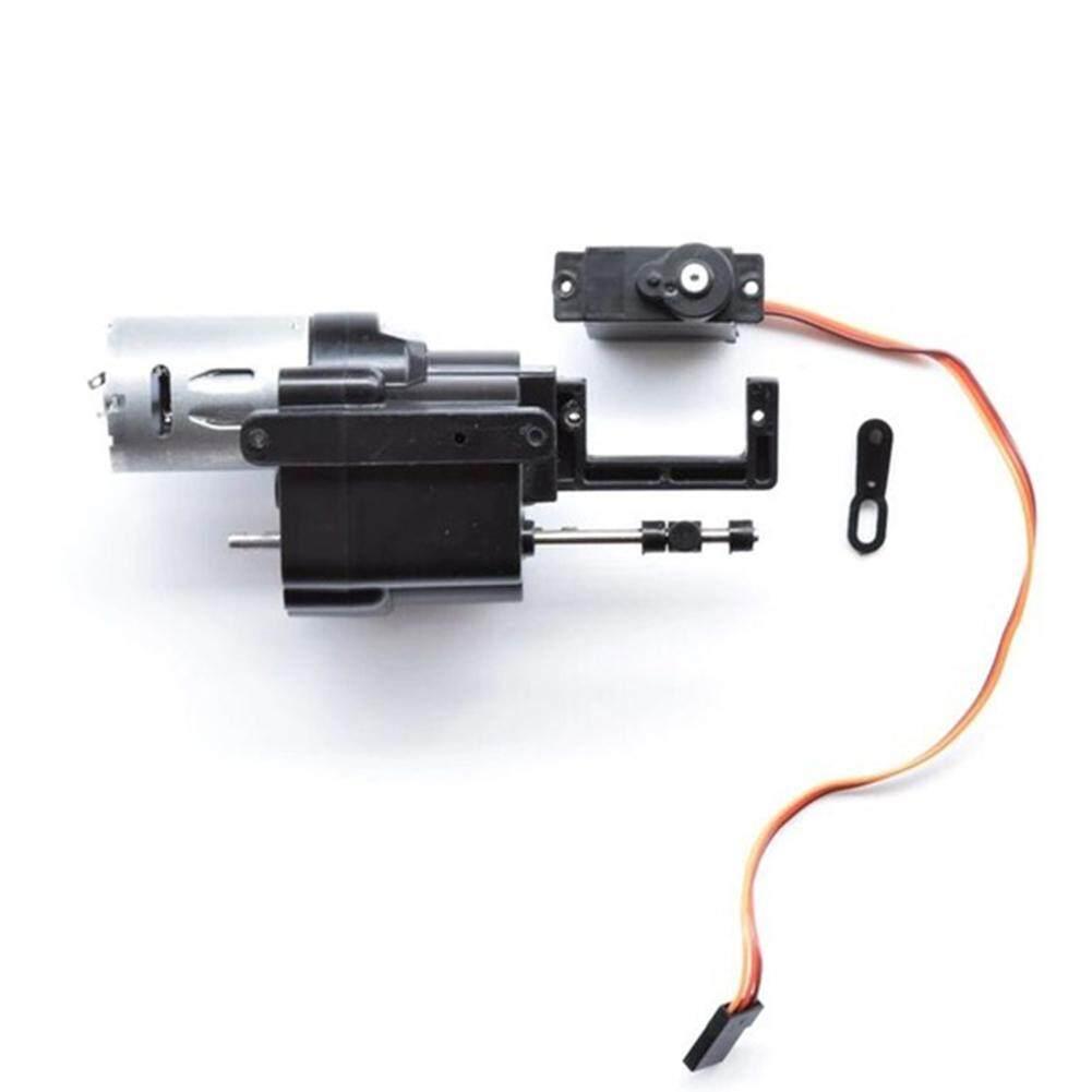 Happy-WPL B14 B24 B16 C24 C14 Upgrade Full Metal Spare Part Ban Kendaraan Kecil/Motor/Mobil Kanvas Aksesoris Suku Cadang