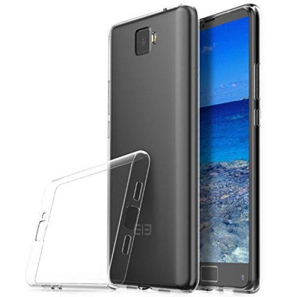 Elephone S8 case, KuGi [Scratch Resistant] Premium Flexible Soft TPU Case for Elephone S8 smartphone(Clear) - intl