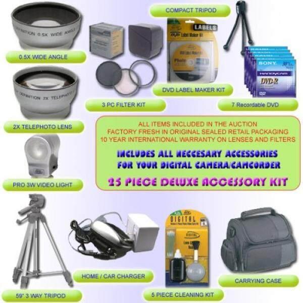 Penggemar DVD Perlengkapan untuk SONY DCR-DVD308 DVD408 DVD508-Internasional