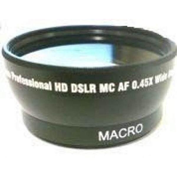 Lebar Lensa untuk Sony DCR-SR100, Sony DCR-SR80, Sony DCRSR82, Sony DCR-TRV10-Internasional