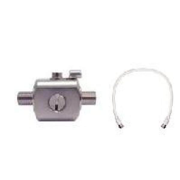 Wilson Electronics 859992 Surge Protector dengan Dua Kaki Kabel (RG6)-Intl