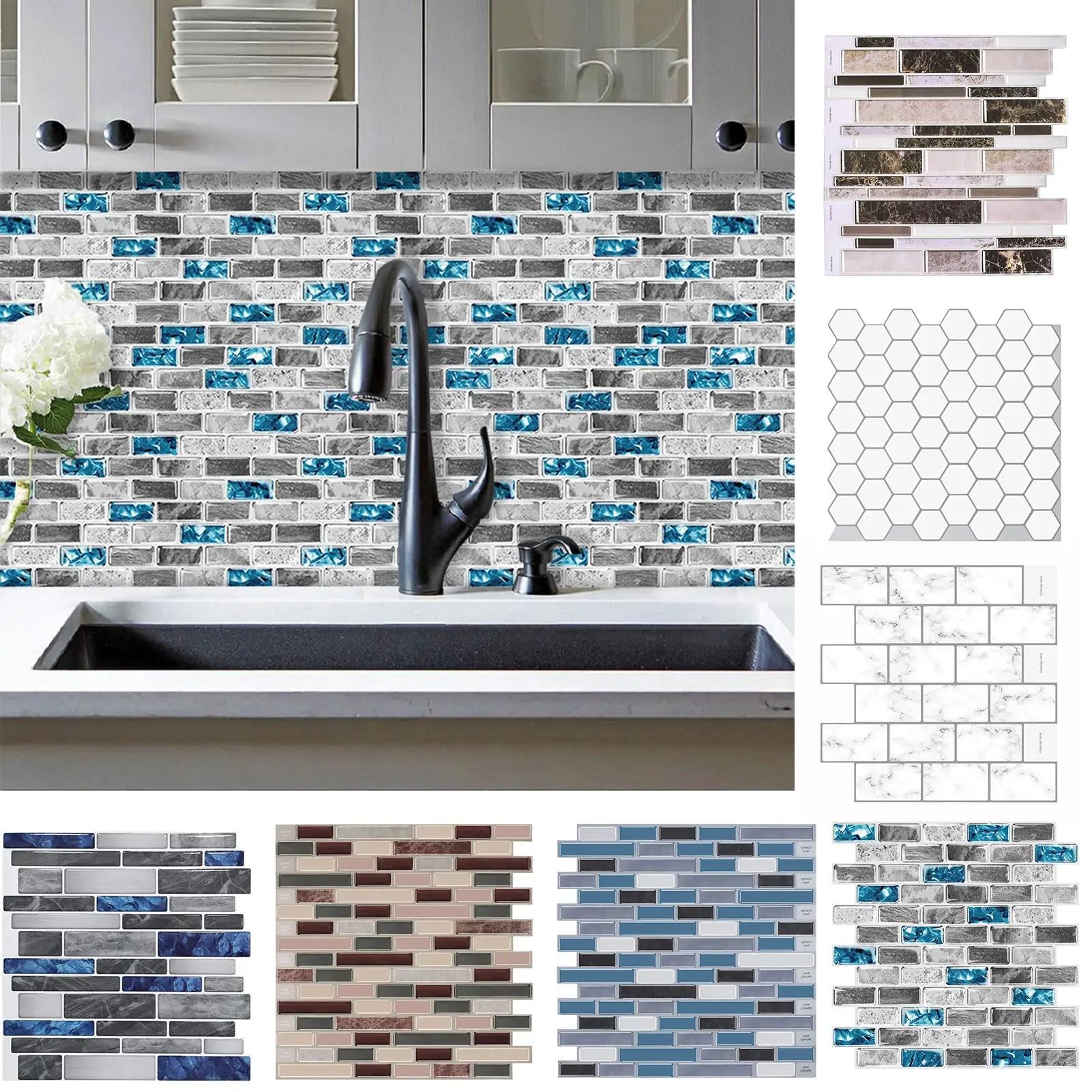 30 30cm waterproof wall sticker 3d