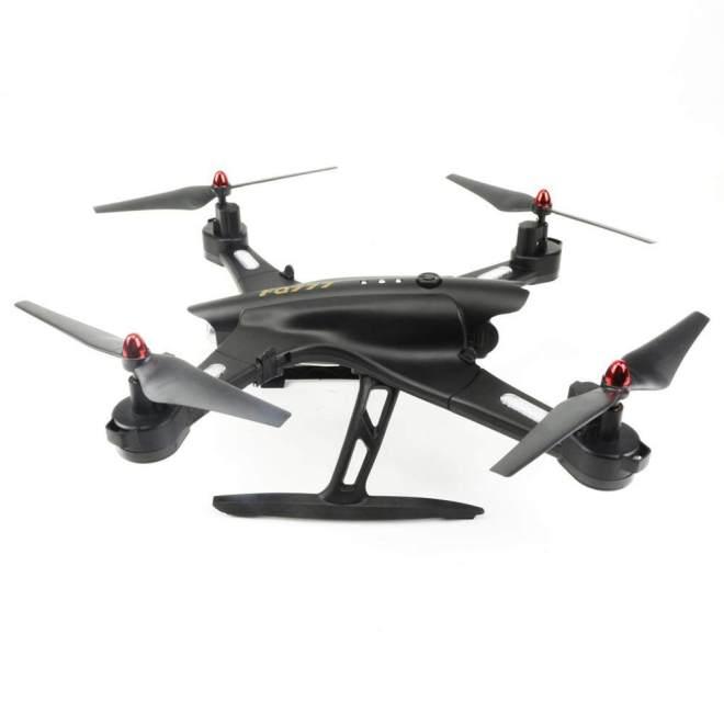 Pesawat Drone Premium 2.0MP 4 Channel Selfie Satu Kunci untuk Kembali-Internasional