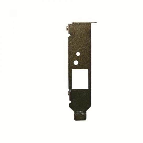 Digium Braket Profil Rendah untuk Dua Span TE235 dan TE236 Digital Kartu-Internasional