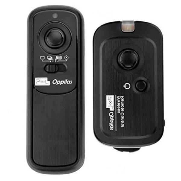 PIXEL RW-221/E3 Wireless Shutter Remote Control Release for Canon EOS 1300D/1100D/1000D/750D/700D/650D/600D/300D/60D/Powershot G10/G11/G12/G1X/SX50/700D - intl