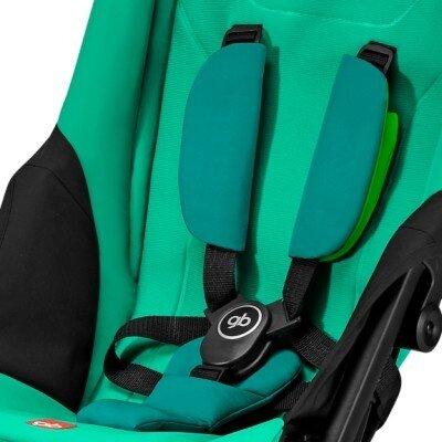 GB Pockit Plus Stroller Upgraded Fabrics
