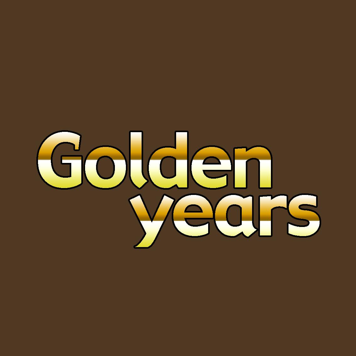 Golden Years….