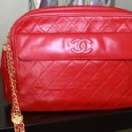 Chanel Handbag #15 – Red Lambskin