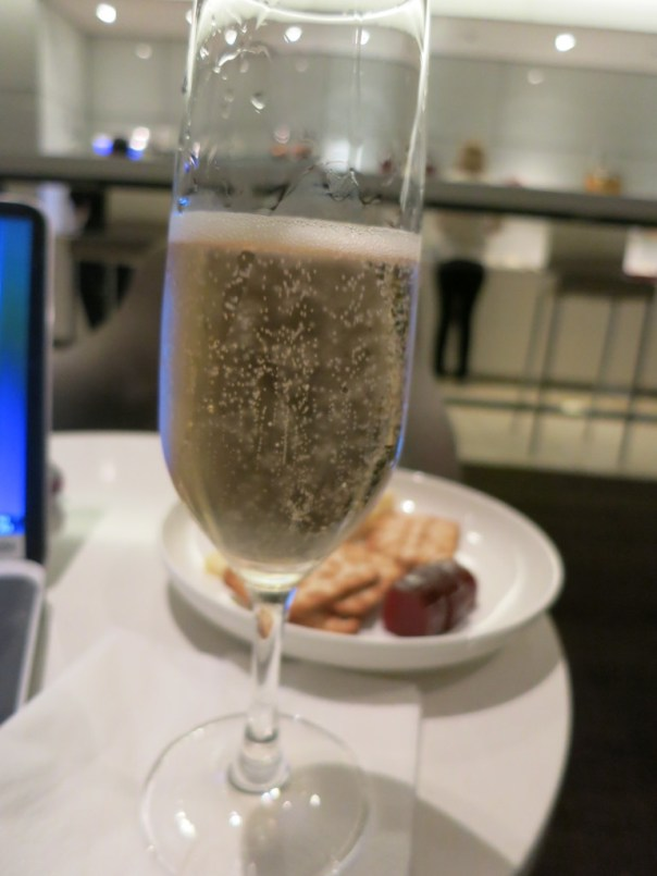 British Airways Lounge