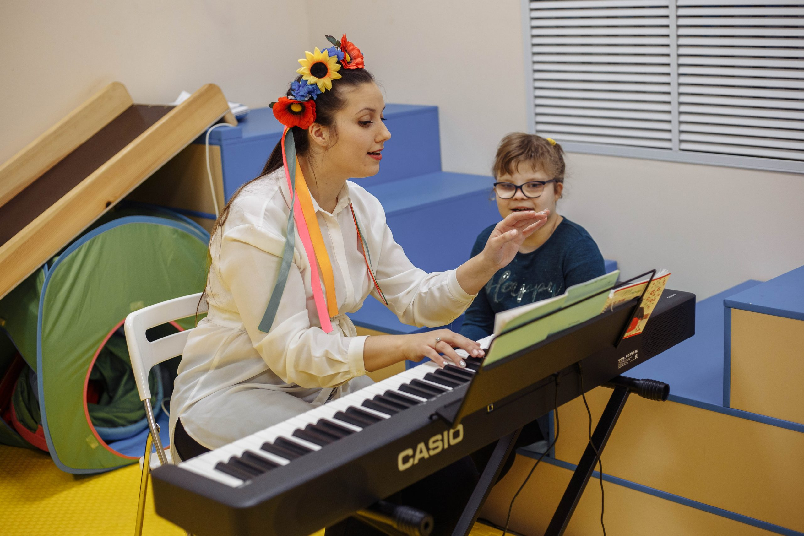 Целеориентированная музыкальная терапия: первые шаги.