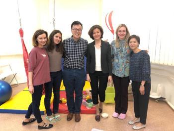 Завершился практический семинар в Новосибирске от Autism Partnership Hong Kong.
