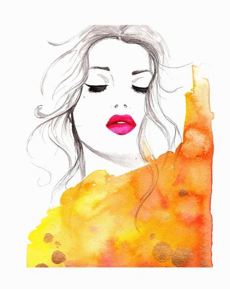 beautiful-woman-asleep-wearing-pink-jessica-durrant