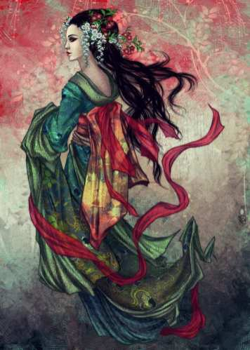 geisha-painting-unique-1000-images-about-ato-on-pinterest-of-geisha-painting