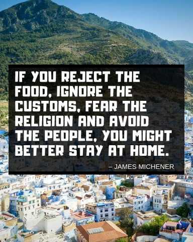 james-michener-travel-wisdom