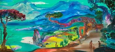 Hendra-Gunawan-Pemandangan-Danau-II-e1534394173703